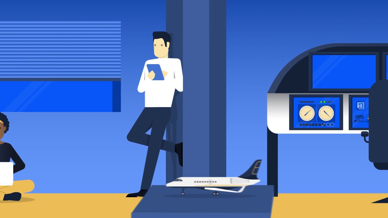 Airways - An Animated Explainer Video by Propulse Video