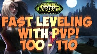 Sensus   WoW Legion Guide   SUPER FAST LEVELING/EXP Through PvP! (World of Warcraft Legion Guide)
