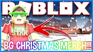🔴 BG Christmas Merch | Roblox Live Stream | Jail Break, MM2 & Meep City MORE | JOIN US!!