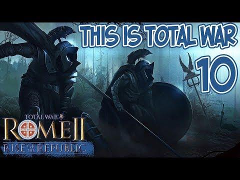 Samnites Campaign - Rise Of The Republic -Total War: Rome 2 - Part 10