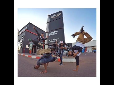 021 Republik Bboys | CLARKSON X HAMMOND X MAY Live in South Africa 2015