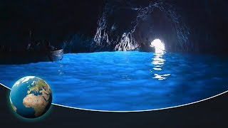 "Capri and its ""Blue Grotto"" - Italy's Legends by the Sea"