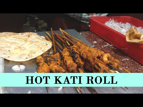 HOT KATI ROLL | Kolkata Street Food