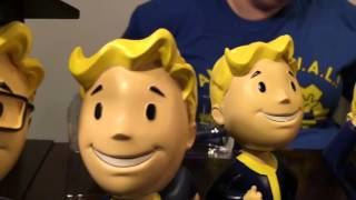 fallout 4 vault boy bobbleheads 7 inch figures review and unboxing