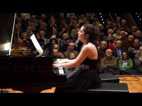 Maria-João Pires and Lilit Grigoryan - Franz Schubert - Fantasy in F minor op. 103 (live)