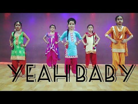Yeah Baby | Bhangra | Garry Sandhu | Dream To Dance Studio