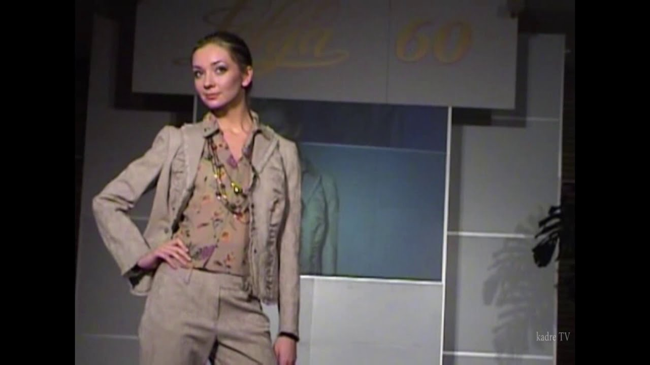 "UAB ""LELIJA"" 60 years Fashion shows in Lithuania"