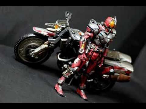 Kamen Rider Faiz 555 Action Figure
