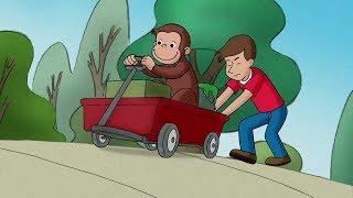 好奇的喬治 🐵Curious George Chinese 🐵喬治修好貝西的馬車 🐵第1季 🐵动画片 🐵卡通 🐵动画 🐵Cartoon 🐵Animation