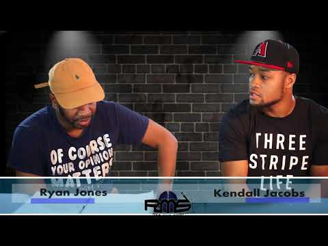 Raw Mind Sports: Kendall Jacobs (Being a Student-Athlete and Pursuing Your Goals)