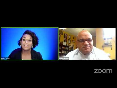 Hablar en Vivo con el Dr. Joseph Andino de Pillar College. Director del Programa BLEND
