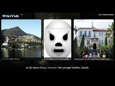 Gianni Versace - WikiVidi Documentary