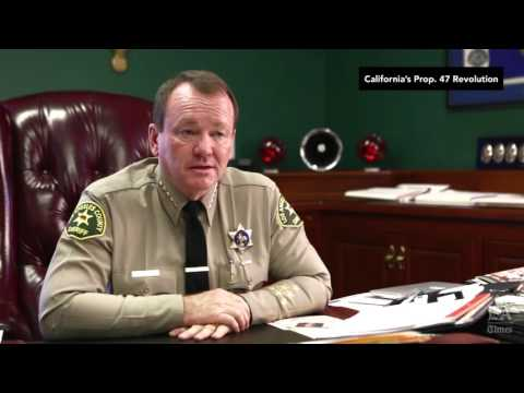 Sheriff Jim McDonnell on Prop 47: The missing link: Treatment