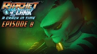 Ratchet & Clank: A Crack in Time Walkthrough - AZIMUTH