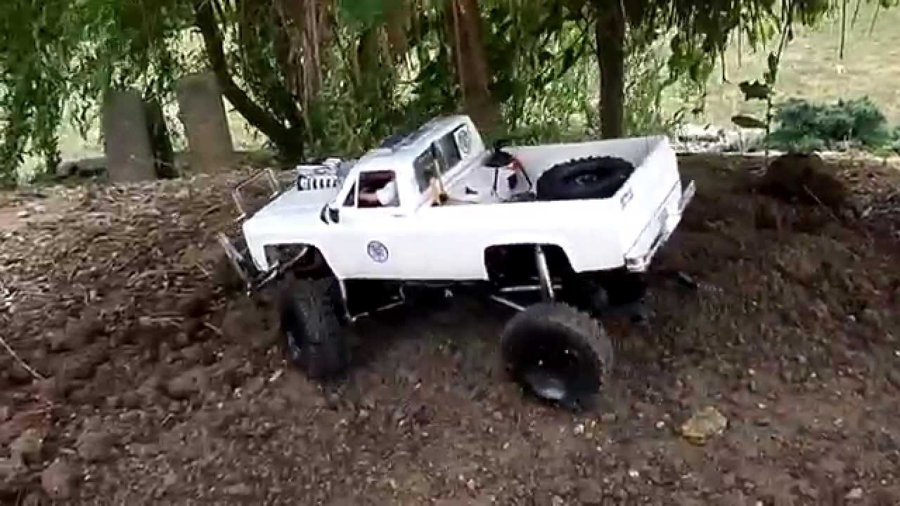chevy k10 rc truck [ 1280 x 720 Pixel ]
