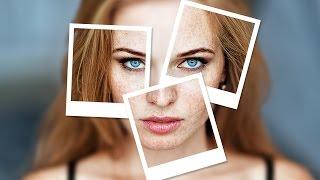 Photoshop Tutorial: Create a Polaroid Photo Montage from 1 Photo