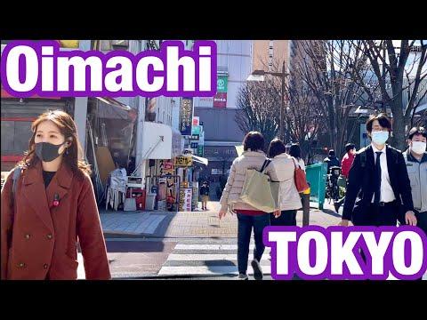 [JAPAN/TOKYO]Oimachi walking scenery
