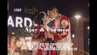 Ajay + Carmen   15.05.2021   Durban Christian Wedding Film   Botanical Garden, South Africa