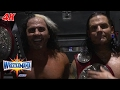 Jeff and Matt Hardy are proud to be back home in WWE: WrestleMania 4K Exclusive, April 2, 2017