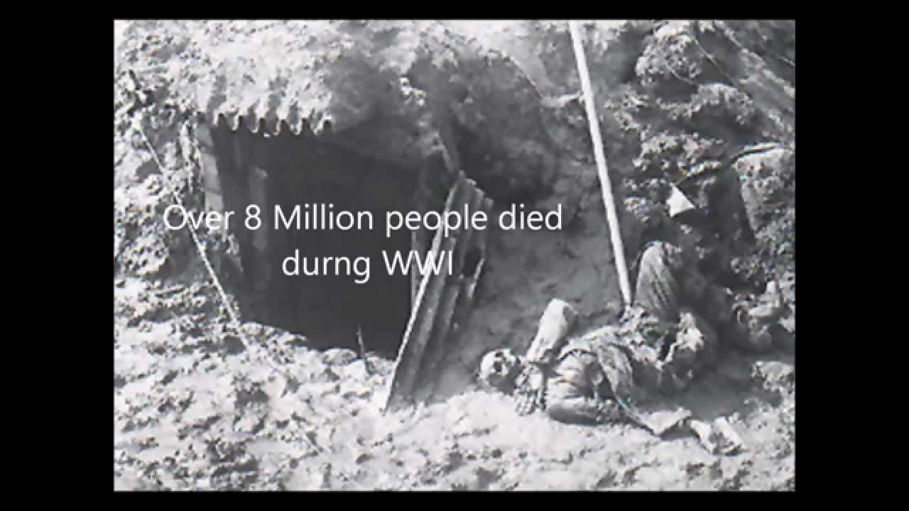 Results, Deaths, and Outcomes of WWI - YouTube