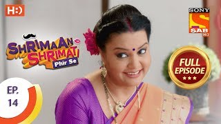 Shrimaan Shrimati Phir Se - Ep 14 - Full Episode - 30th March, 2018
