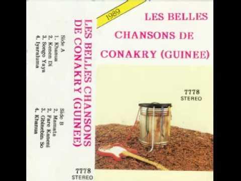 Les Belles Chansons de Conakry. Kaloum Star - Gbinebin so