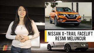 Nissan X-Trail Facelift Meluncur, Honda WR-V Uji Jalan, Toyota Yaris Heykers di Indonesia