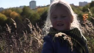 Нюся, Муся и Canon 50D против Вивальди(Пробная съемка видео на Canon 50D. Девочки гуляют по Крылатским холмам. Октябрь 2013., 2013-10-15T14:27:30.000Z)