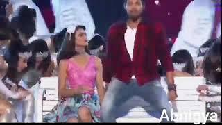 Shabbir ahluwaliya and sriti jha dans