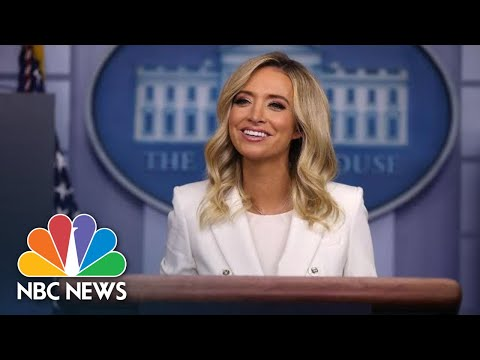 White House Holds Press Briefing: November 20 | NBC News