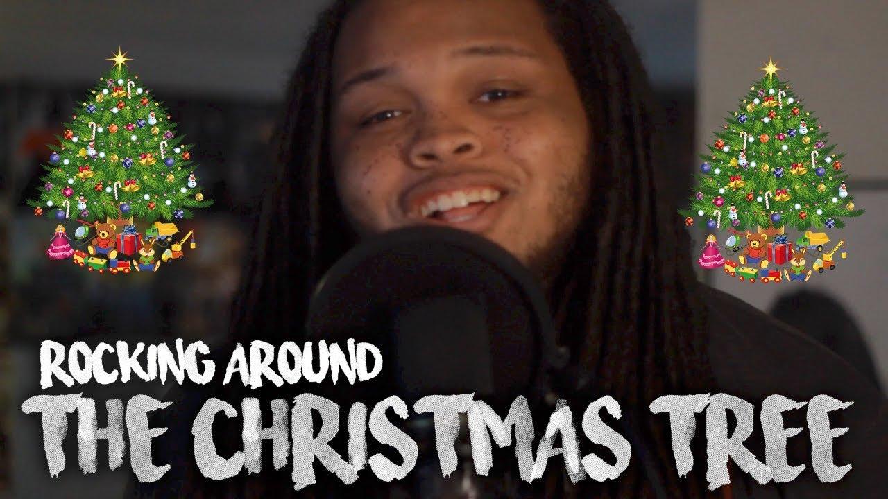Rockin' Around The Christmas Tree ~ Brenda Lee (Kid Travis Cover) - YouTube