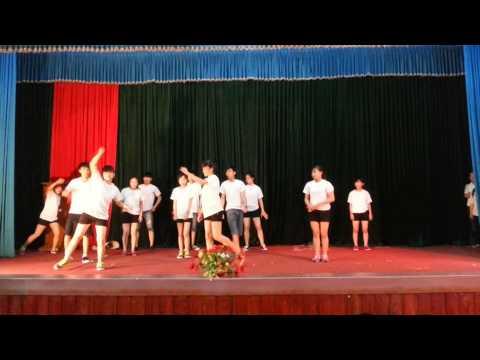 Erobic 10A11 THPT Đông Hà (2014-2017)