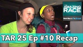 The Amazing Race 25 Episode 10 Recap | December 5, 2014