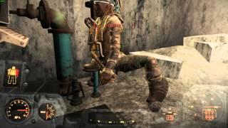 Fallout 4 legs