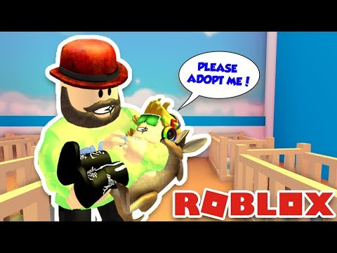 Adopt And Raise A Cute Baby With Sherlock Holmes Roblox Adopting And Raising Cute Baby In Roblox Adopt Me Youtube