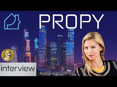 Propy - Game Changer for Global Real Estate