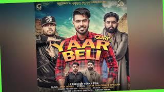 Yaar Beli Guri (feat. Deep Jandu) MP3 Song Download- Yaar Beli (feat ...