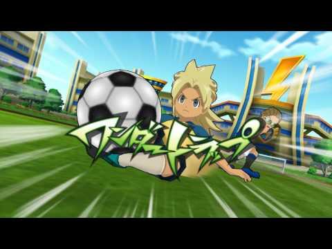 Inazuma Eleven GO Strikers 2013 Custom team vs Inazuma Legend Japan Wii