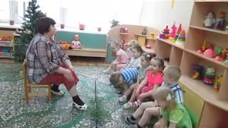 """Открытый урок в средней группе детского сада """" Сказка"""""""