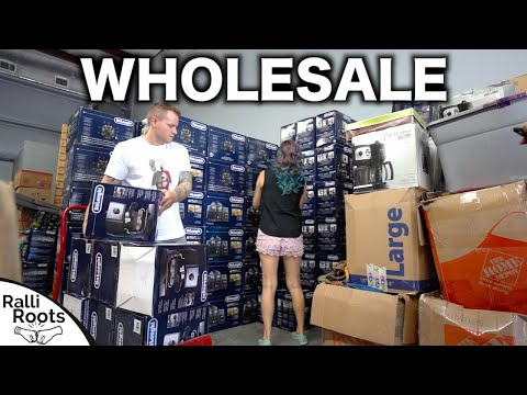 How Our Wholesale Business Works (eBay Reselling)