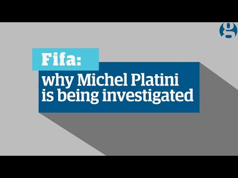 Michel Platini: why he's being investigated