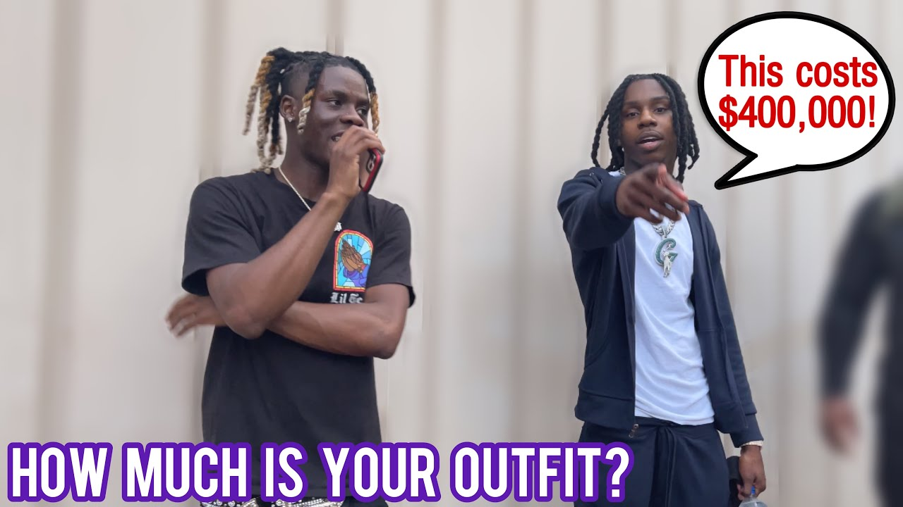 HOW MUCH IS YOUR OUTFIT with POLO G 💰 + Sold Out Live Performance!