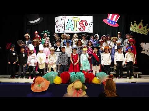 1st & 2nd Grade | HATS!!