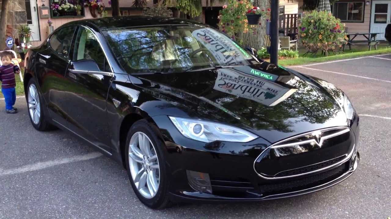 Tesla Motors Model S Part 8 Of Many Rear Jump Seats