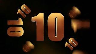 Countdown 10 seconds - Timer - Conto alla rovescia 10 secondi