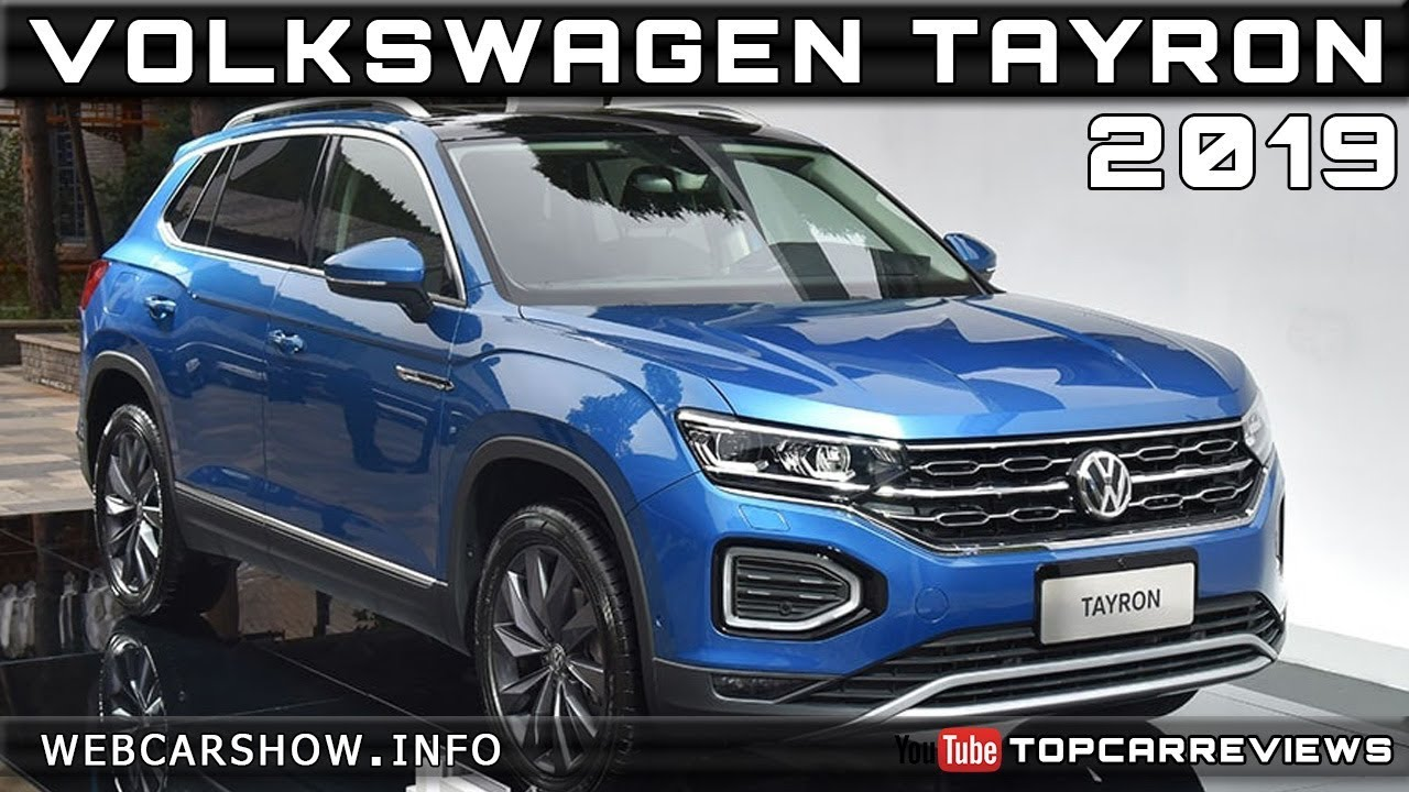 2019 volkswagen tayron review rendered price specs release date