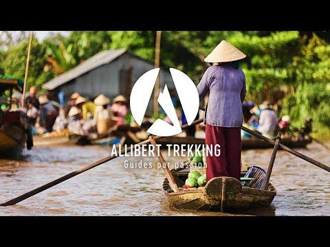 Au delta du Mékong, sud Vietnam - Allibert Trekking