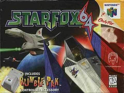 Star Fox 64 Soundtrack - Opening