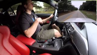 2015 F80 M3 Basic Overview Of Driving The Car