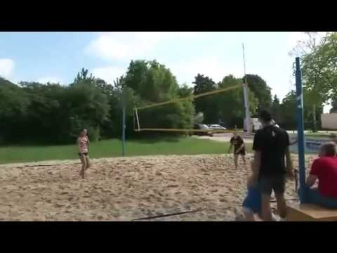 Fail Sexy volleyball ( Funny )